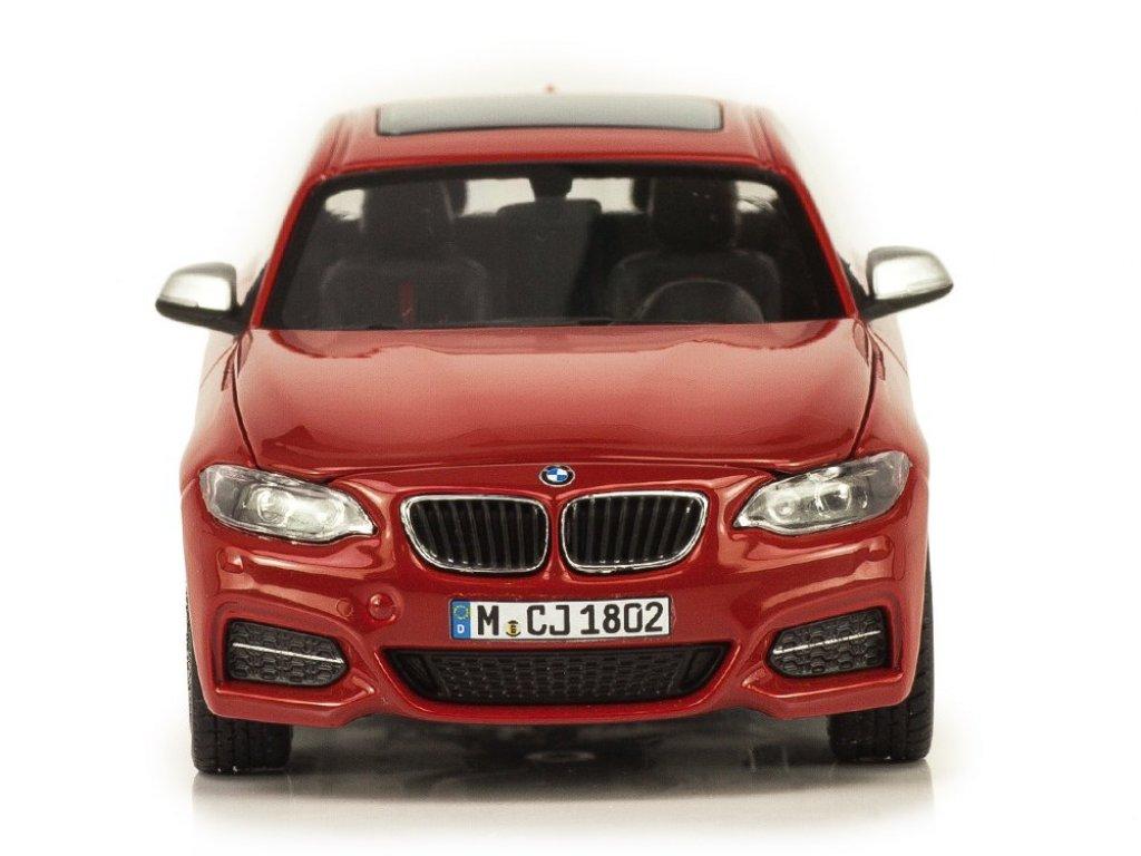 1:43 Набор Набор Minichamps BMW 2er Coupe F22 красный + Herpa BMW X4 xDrive 3.5d F26 2014 красный