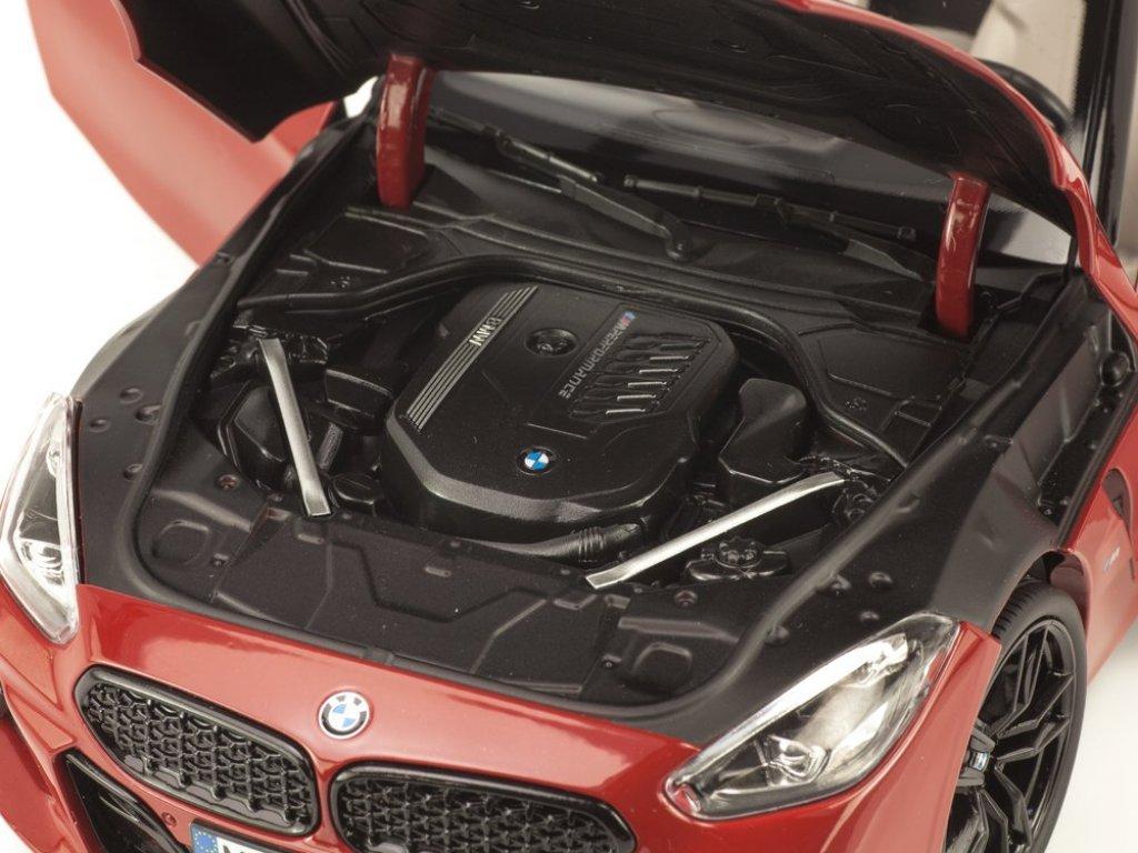1:18 Norev BMW Z4 2019 G29 красный