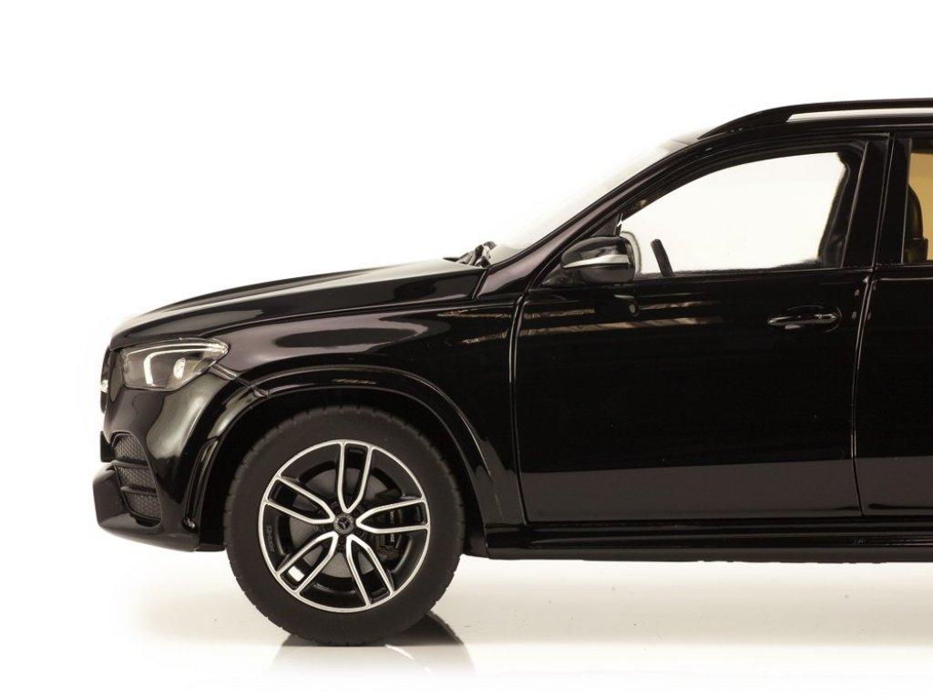 1:18 Norev Mercedes-Benz GLE-class 2018 V167 (W167) черный металлик