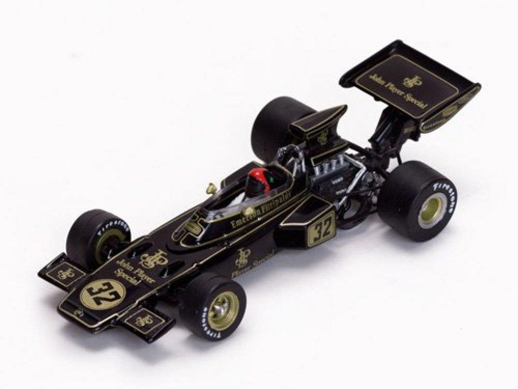 1:43 Vitesse Lotus 72D #32 E. Fittipaldi GP Belgie 1972