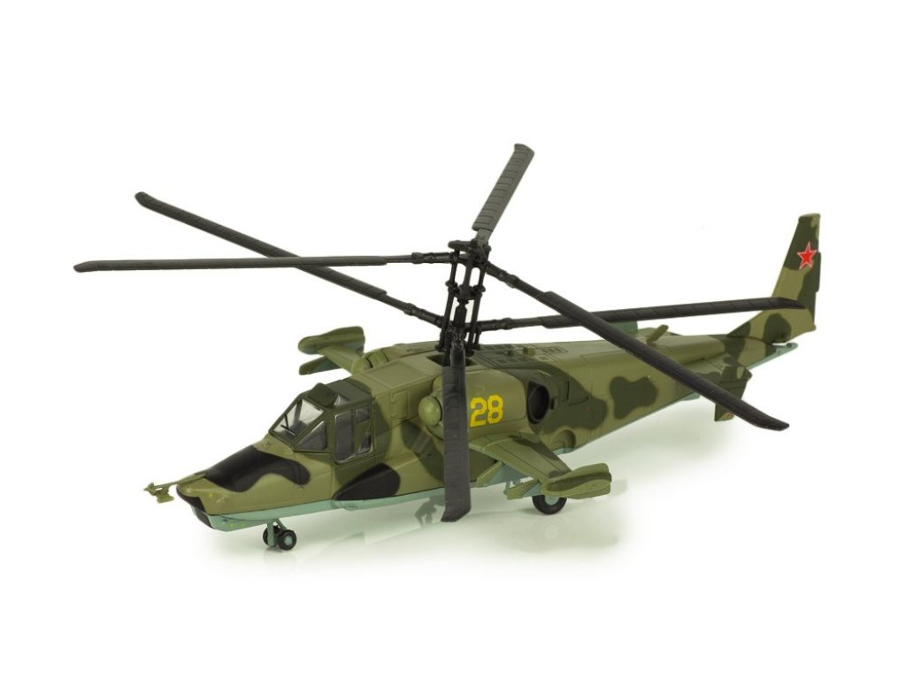 1:72 Altaya Камов КА-50 Kamov KA-50 Black Shark Hokum Россия
