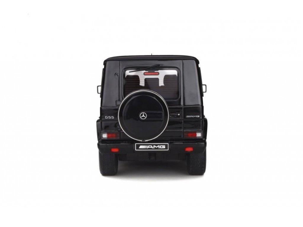 1:18 Otto Mercedes-Benz G55 AMG W463 2003 черный