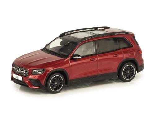 1:43 Spark Mercedes-Benz GLB-class (X247) 2019 красный