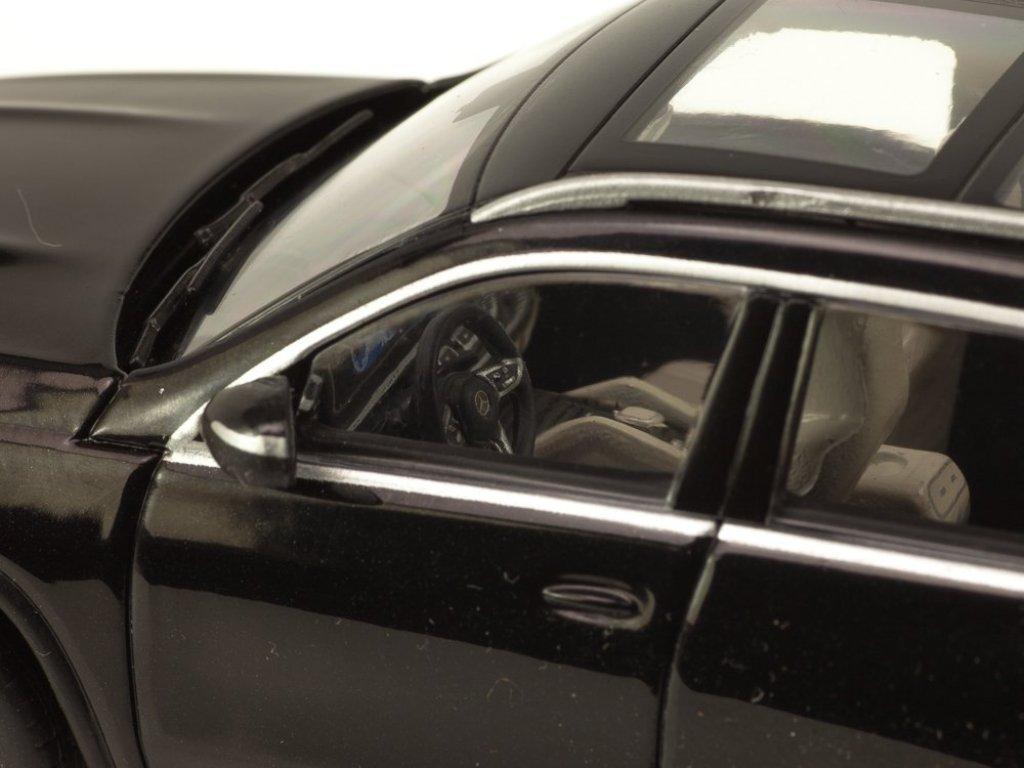 1:43 Z models Mercedes-Benz GLS-class (X167) 2019 черный металлик