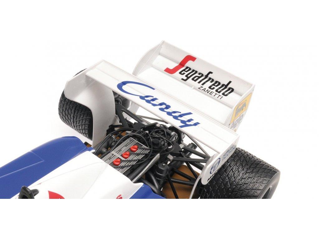 1:18 Minichamps Toleman Hart TG183B - Ayrton Senna - Monaco GP 1984