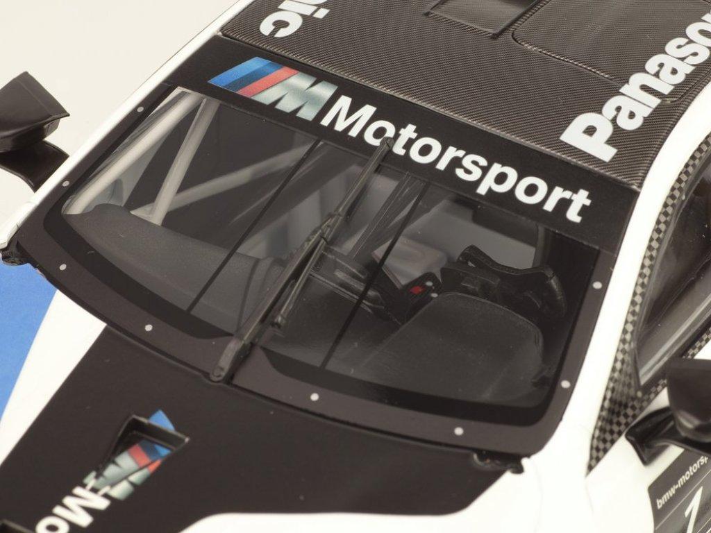 1:18 Minichamps BMW M8 GTE #1 Presentation Car 2018