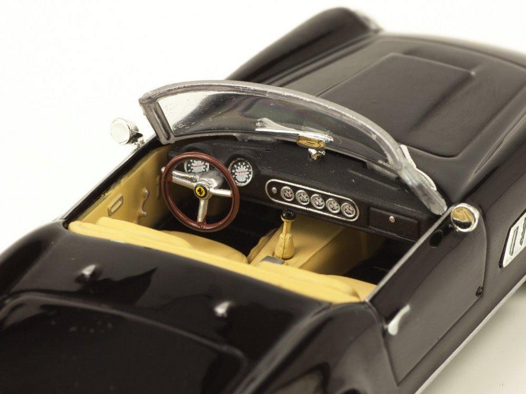 1:43 Altaya Ferrari 250 GT California черный