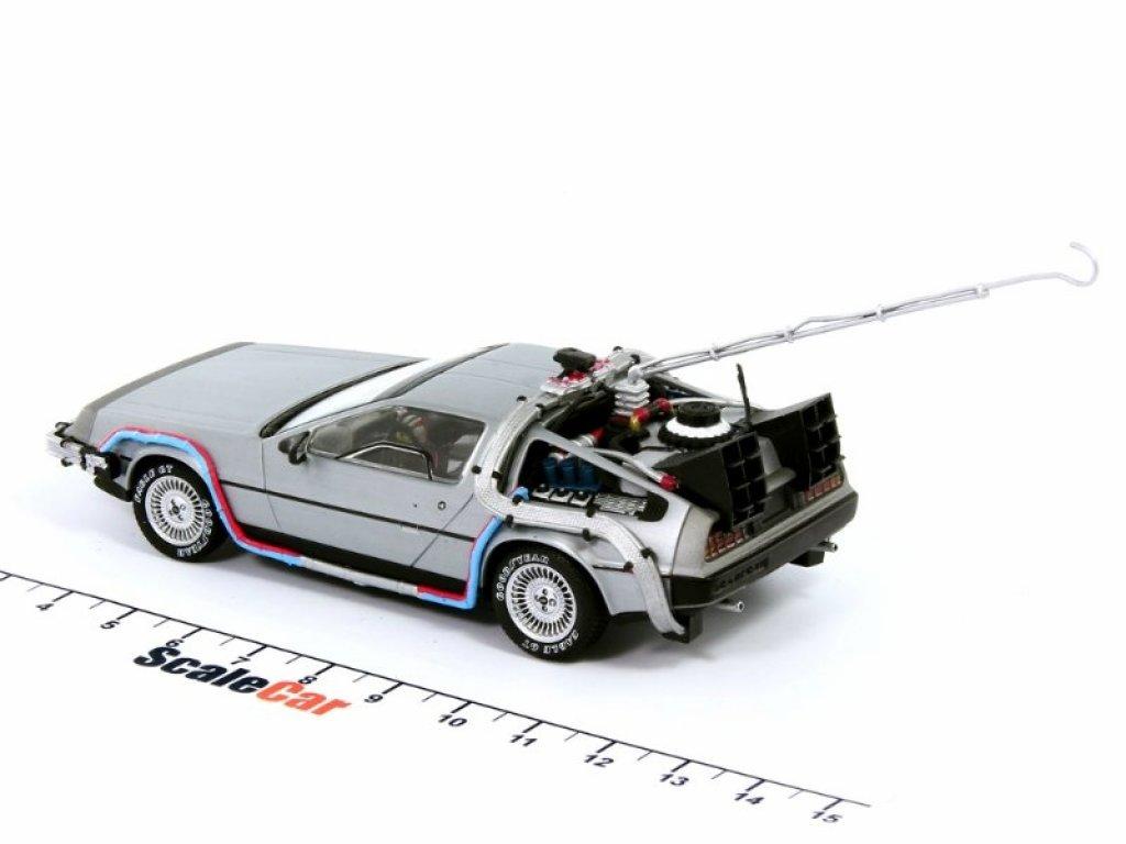 1:43 Minichamps DeLorean DMC 12 BACK TO THE FUTURE