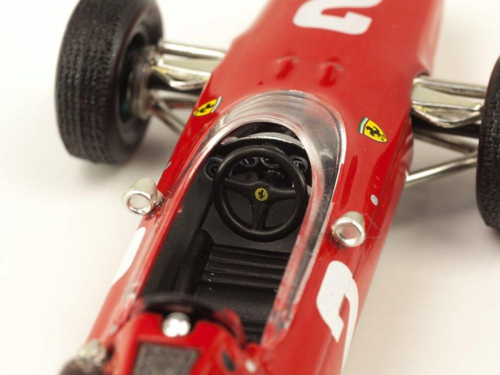 1:43 Altaya Ferrari 158 F1 #2 John Surtees 1964