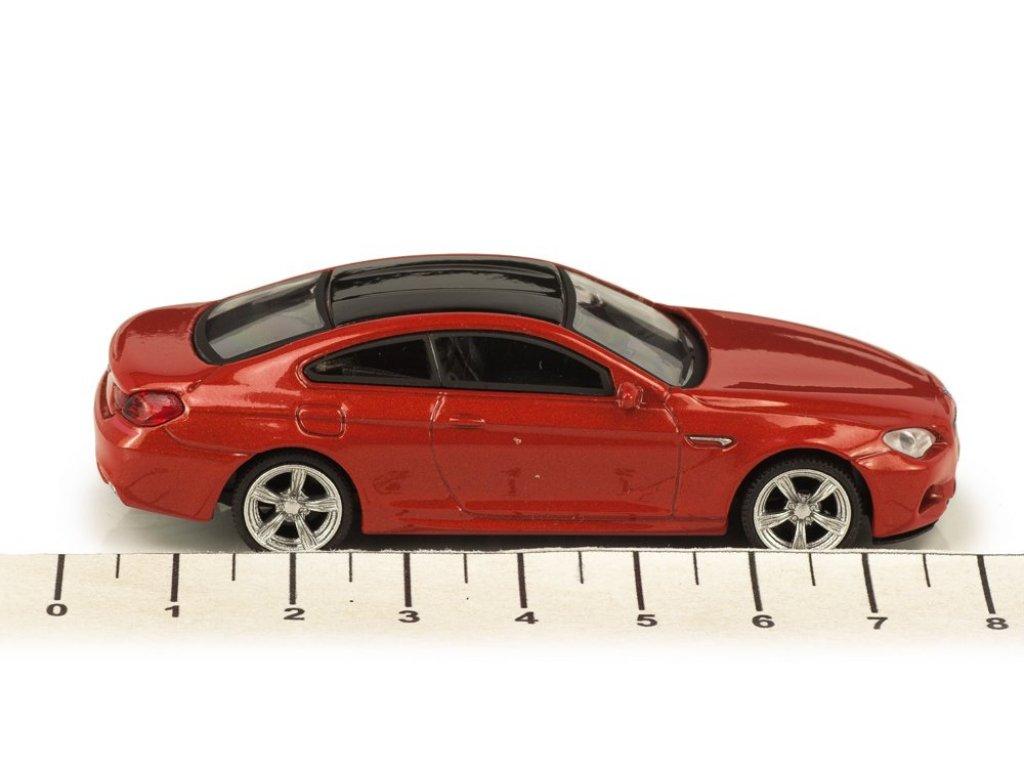 1:64 BMW Набор из 4х BMW M: BMW 1M (E82) белый, BMW M4 (F82) лимонный, BMW M5 (F10) синий, BMW M6 (F13) оранжевый