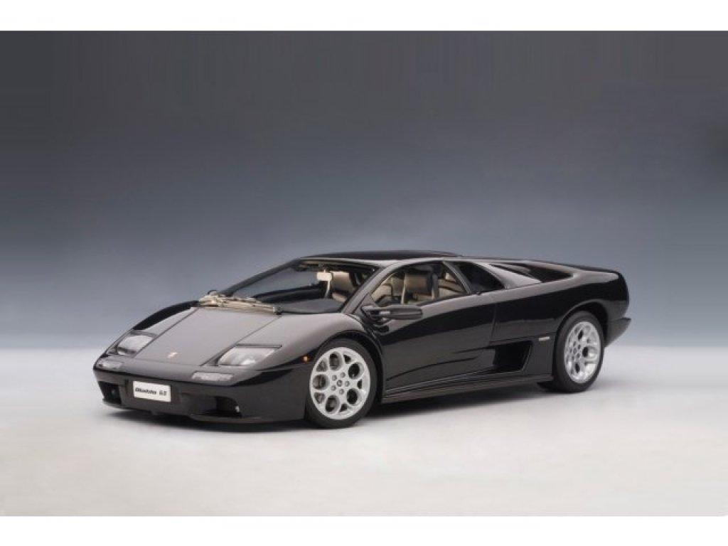 1:18 AUTOart Lamborghini Diablo 6.0 черный