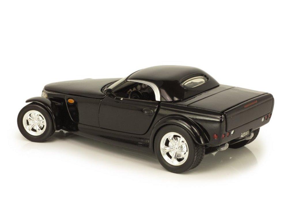 1:24 Motor Max Chrysler Howler (Plymouth Prowler) черный