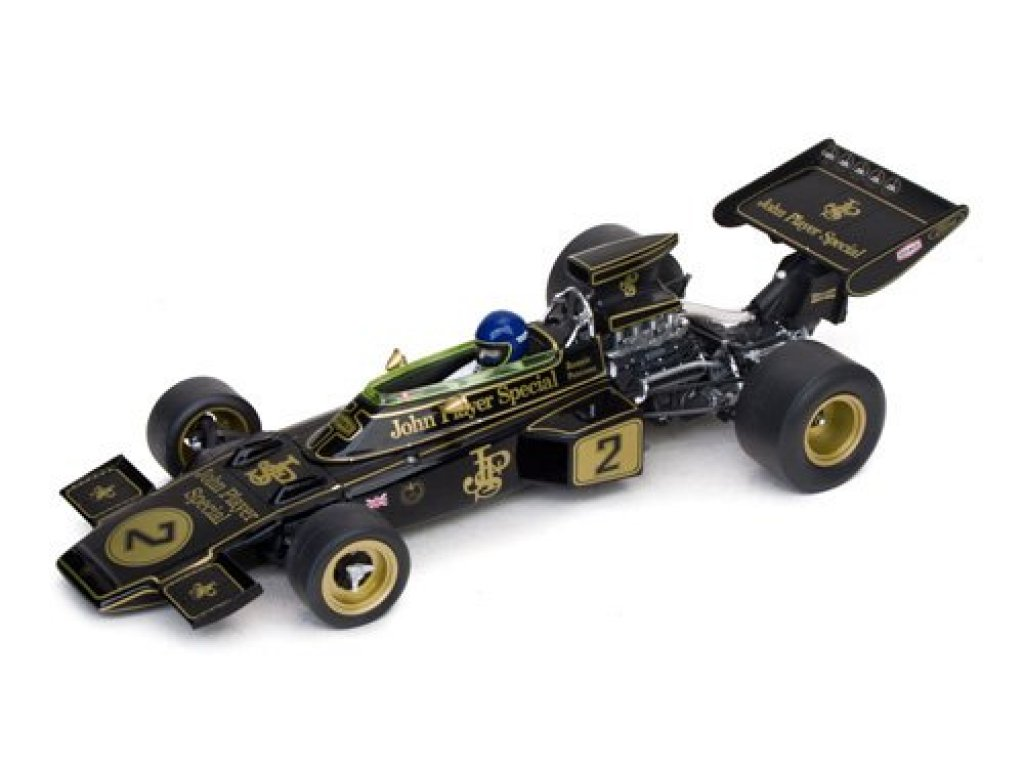 1:18 Sunstar Lotus 72E #2 Ronnie Peterson победитель 1973 Italian Grand Prix