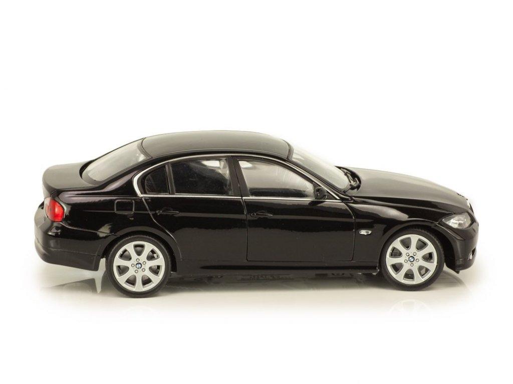 1:18 Welly BMW 330i 2006 E90 черный