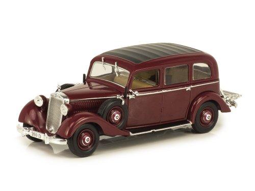 1:43 IXO Mercedes-Benz 260D W138 (1936-1940) бордовый