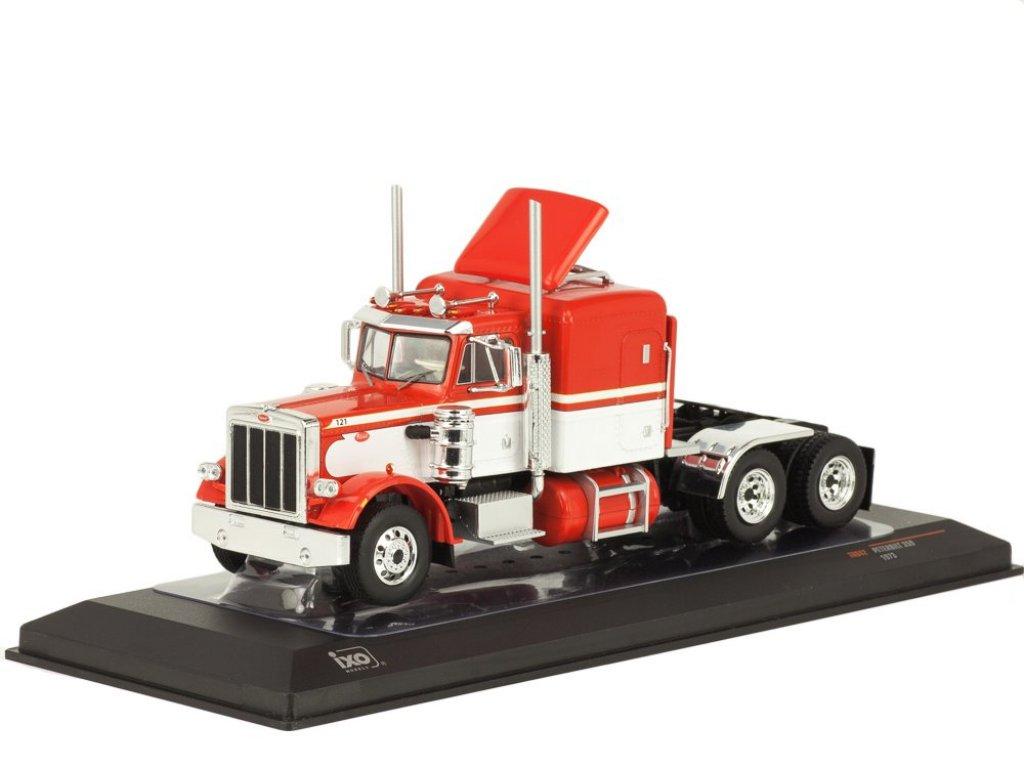 1:43 IXO Peterbilt 359 седельный тягач 1980 красный