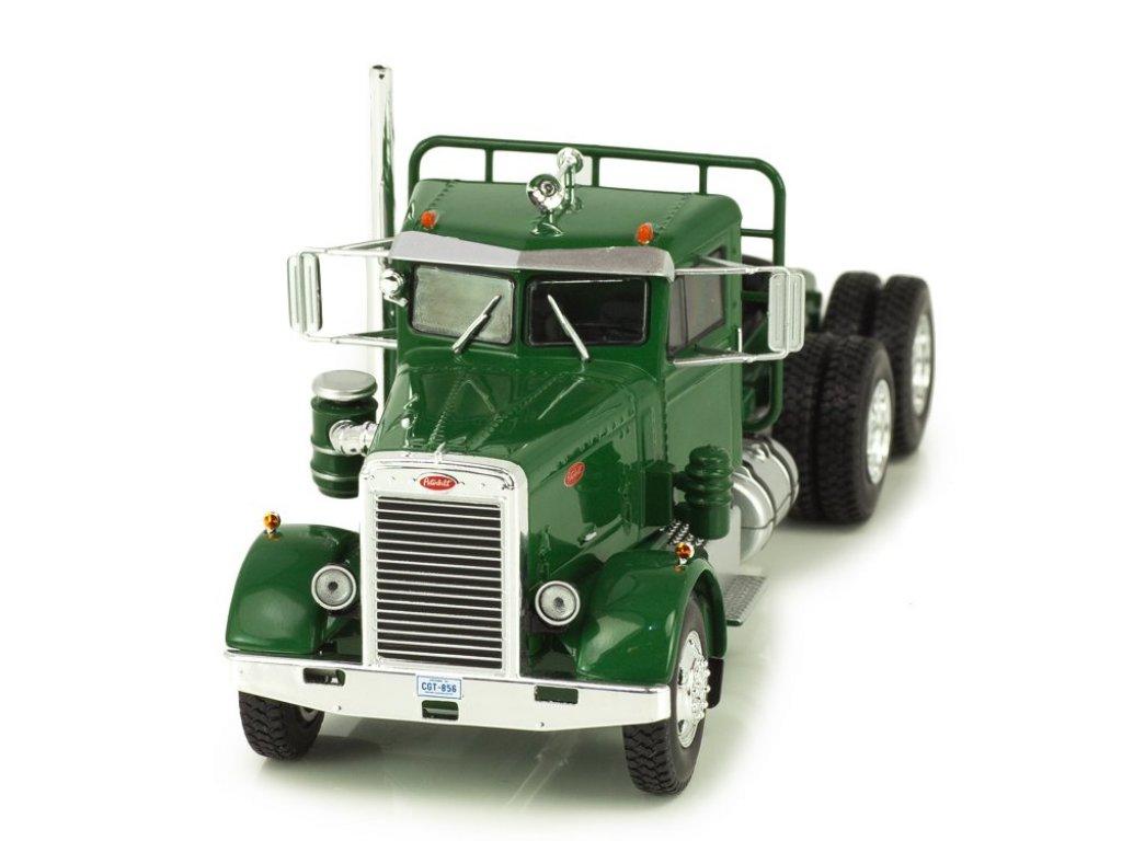 1:43 IXO Peterbilt 281 седельный тягач 1955 зеленый