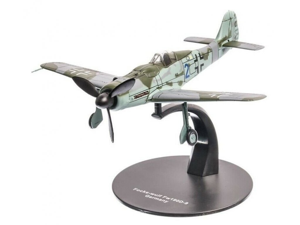 1:72 DeAgostini Focke Wulf Fw 190D-9