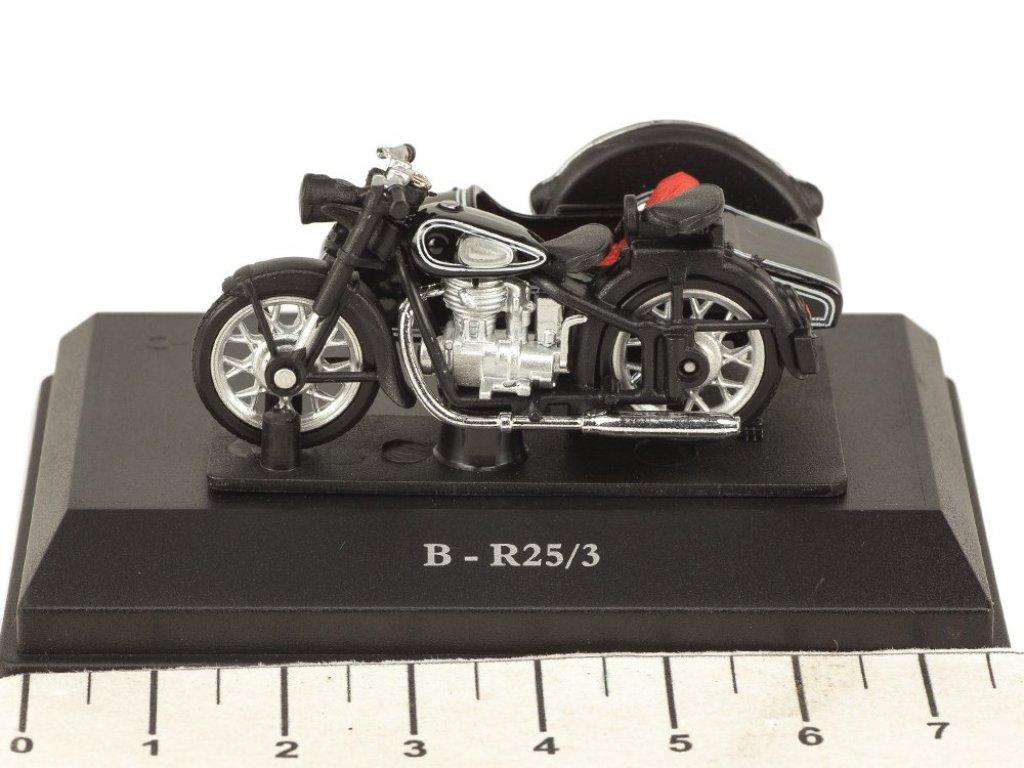 1:43 Cararama BMW R25/3 черный