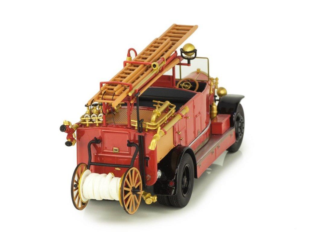 1:43 AutoCult Benz Gaggenau 1925 Type 2 CSN пожарный 1925
