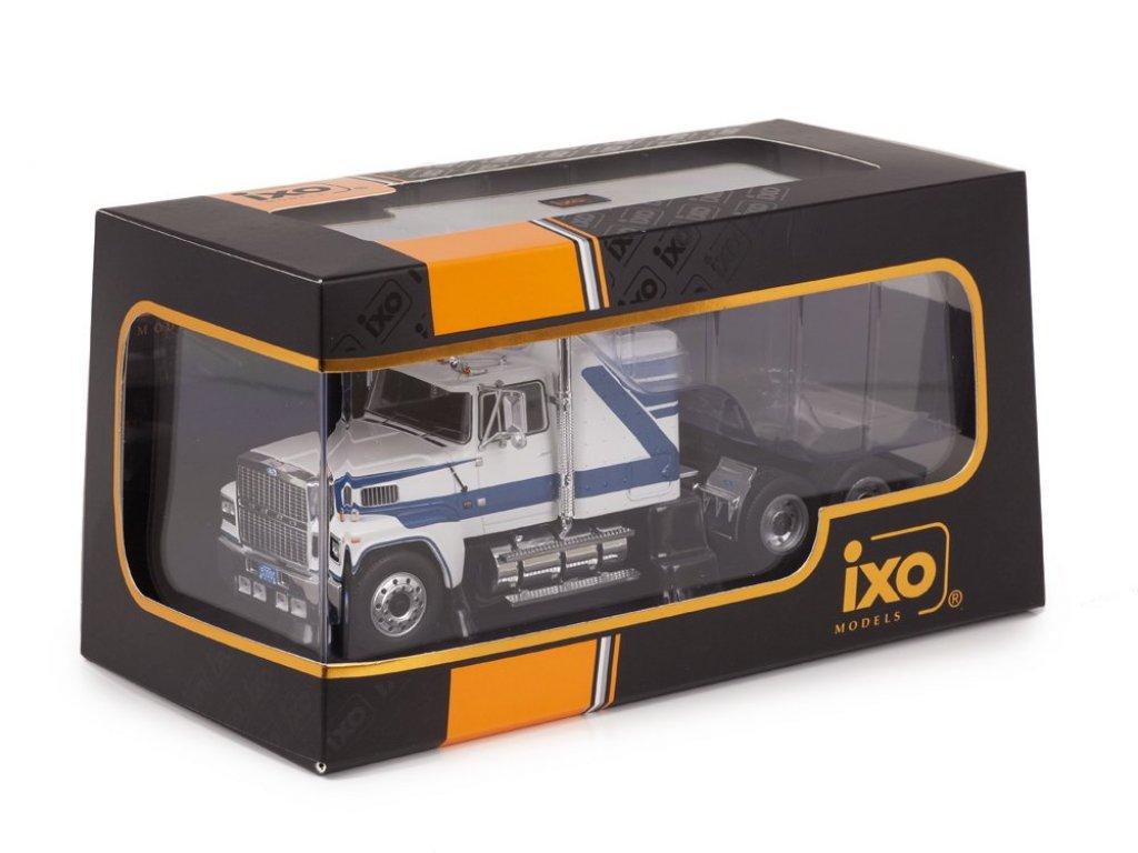 1:43 IXO Ford LTL-9000 седельный тягач 1978