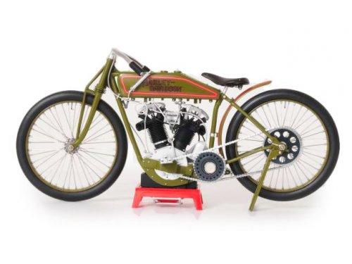 1:6 Vintage Motor Brands Harley-Davidson 1923 Board Track Racer зеленый