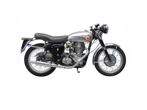 1:6 Vintage Motor Brands BSA Goldstar Clubman 1956 черный