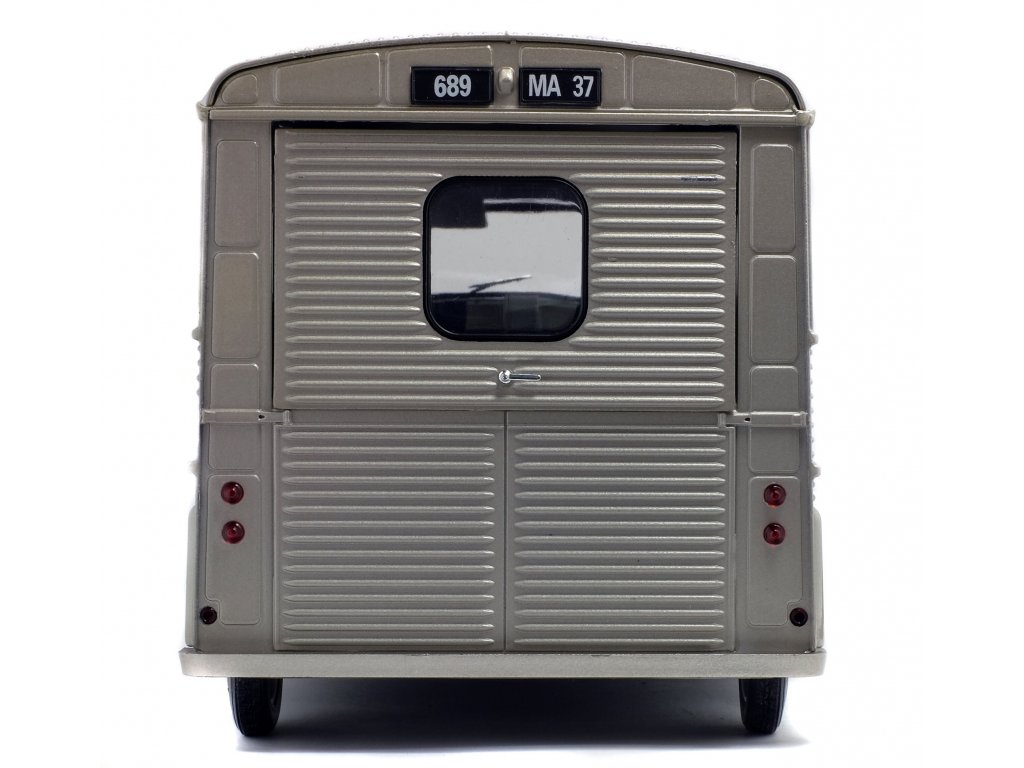 1:18 Solido Citroen HY 1969 серый