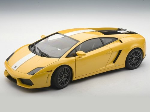 1:18 AUTOart Lamborghini GALLARDO LP550-2 VALENTINO BALBONI (YELLOW) 2009