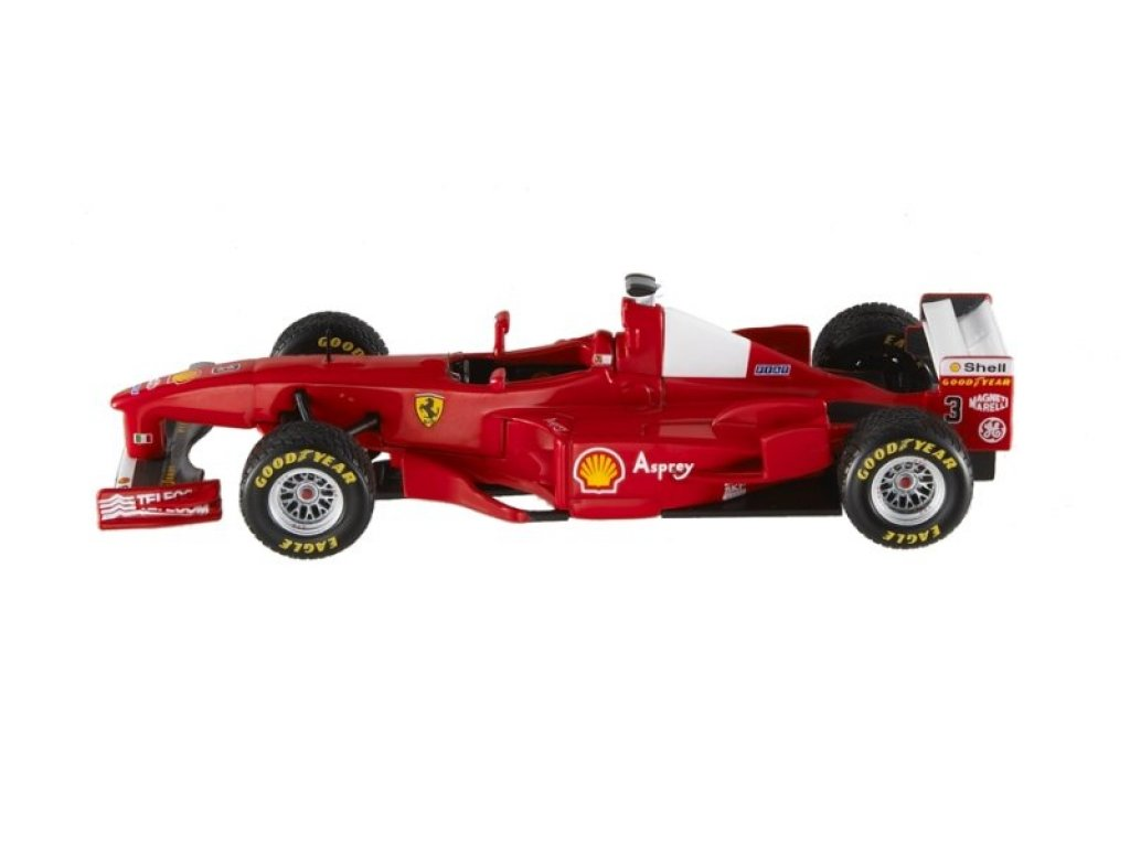 1:43 Elite Ferrari F300 UK GP 1998 (M.Schumacher)