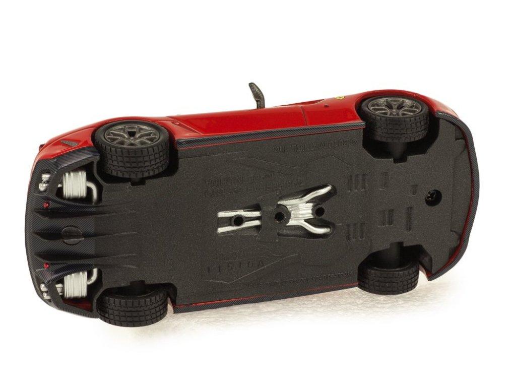 1:43 Elite Ferrari 599 GTO 2010 (red)