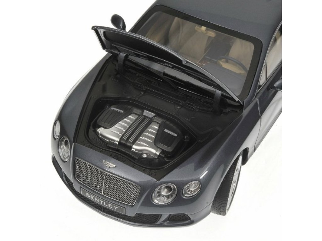 1:18 Minichamps Bentley CONTINENTAL GT - 2011 - GREY METALLIC