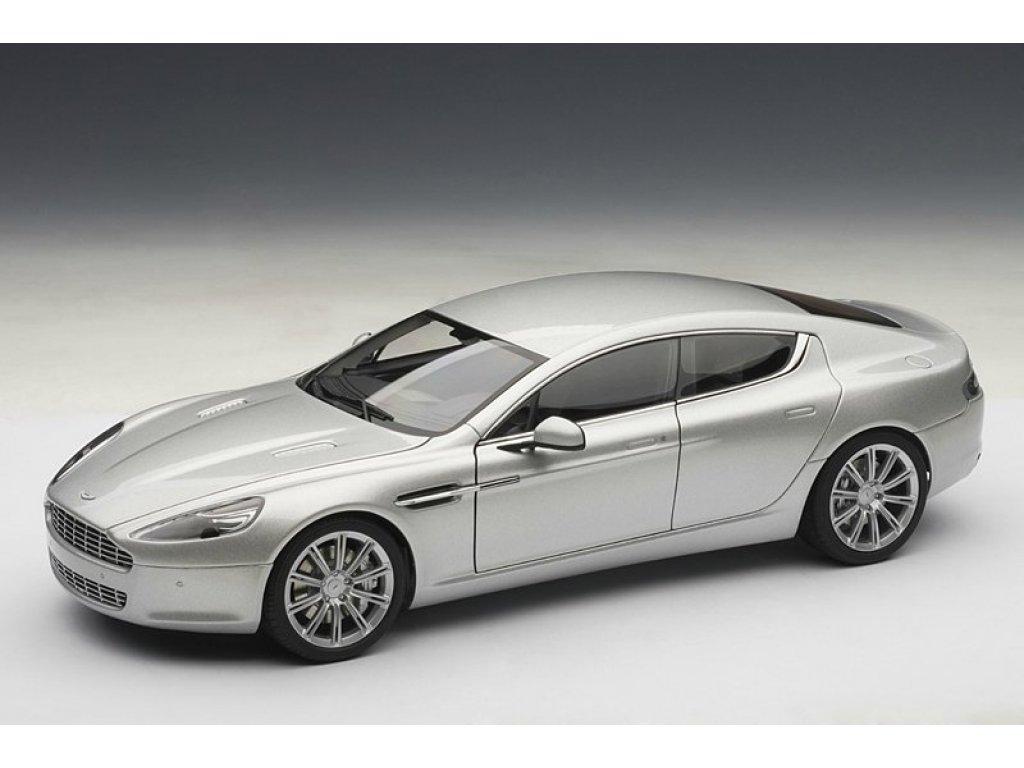 1:18 AUTOart Aston Martin RAPIDE 2010 (SILVER)