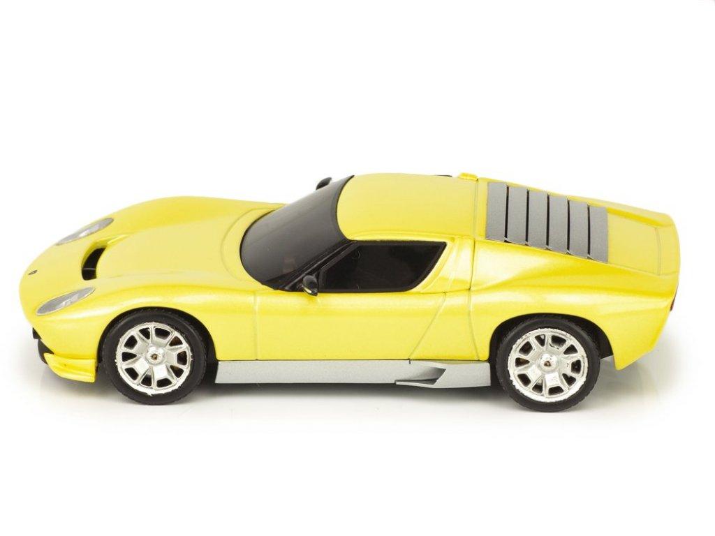 1:43 Elite Lamborghini Miura Concept 2007 желтый