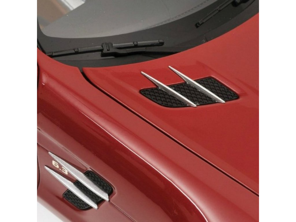 1:18 Minichamps Mercedes-Benz SLS-CLASS - AMG ROADSTER - 2011 - RED METALLIC