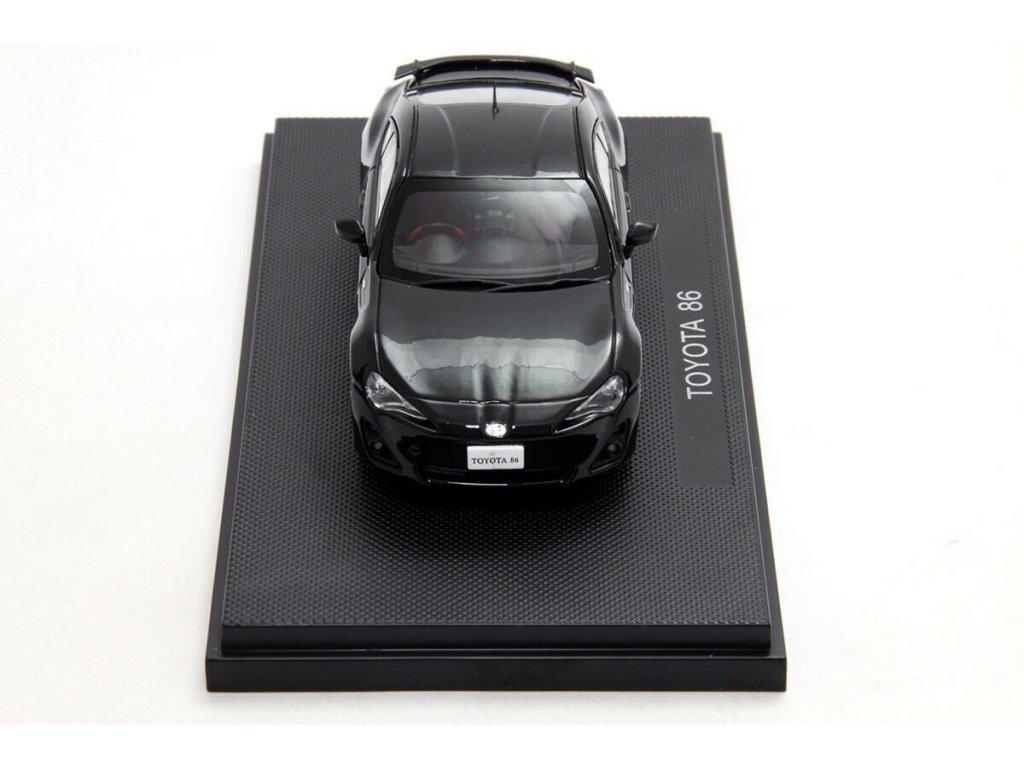 1:43 Ebbro Toyota GT86 2012 Black