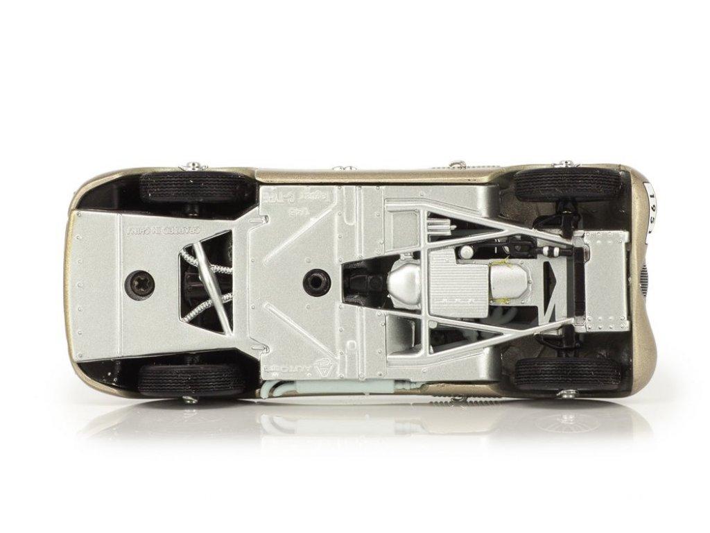 1:43 AUTOart Jaguar C-type золотистый металлик