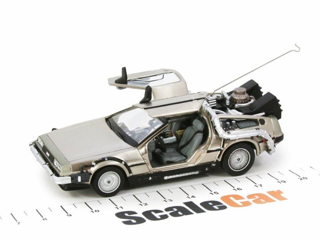 1:43 Vitesse Набор из 3 машин DeLorean DMC-12 Назад в будущее